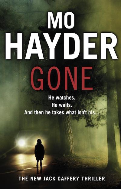 Mo-Hayder-Gone