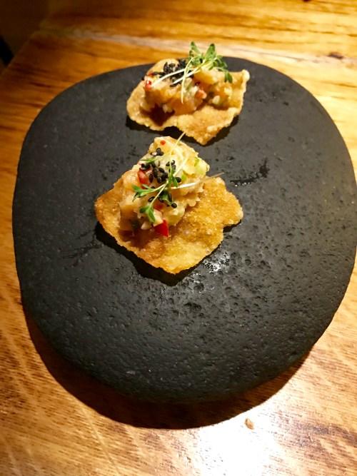Reykjavik restaurants Fiskmarkaðurinn