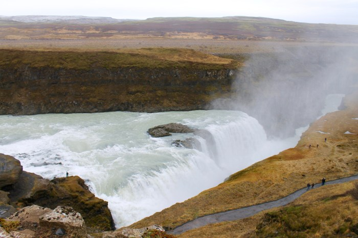Gullfoss, Iceland travel tips