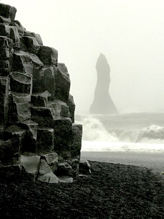 Black Sand Beach, Reynisfjara, Vík, Iceland