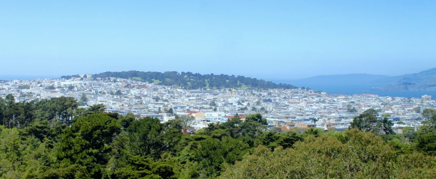 San Francisco Sunset District, The Presidio & Sea Cliff | Feather & Flint