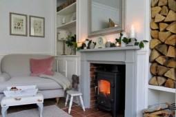 A Festive Fireside….