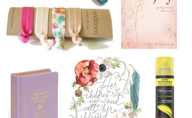 Gift Ideas For A New Mom That Aren T Baby Related