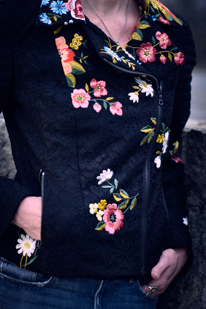 Ziggi Jacket, Detail
