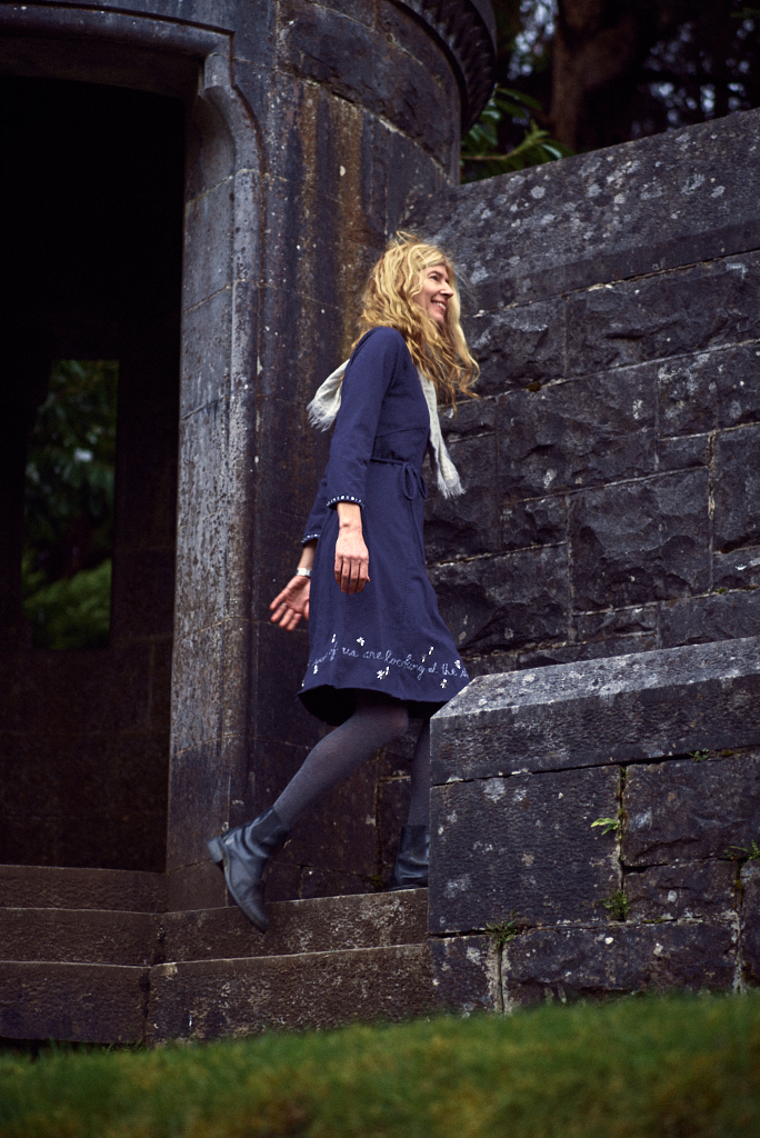 Wrap Dress in Ireland