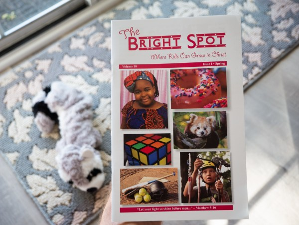Bright Spot Bible Study for Kids