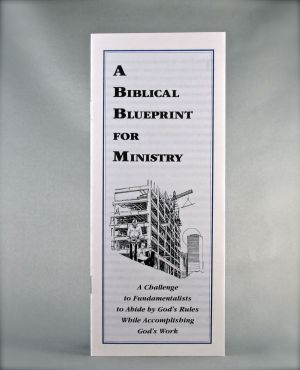 A Biblical Blueprint for Ministry
