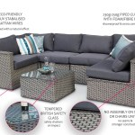 Rattan Garden Furniture Buying Guide