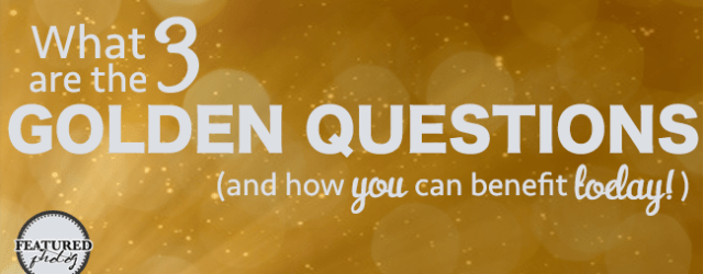 GoldenQuestions - FEATURED photog