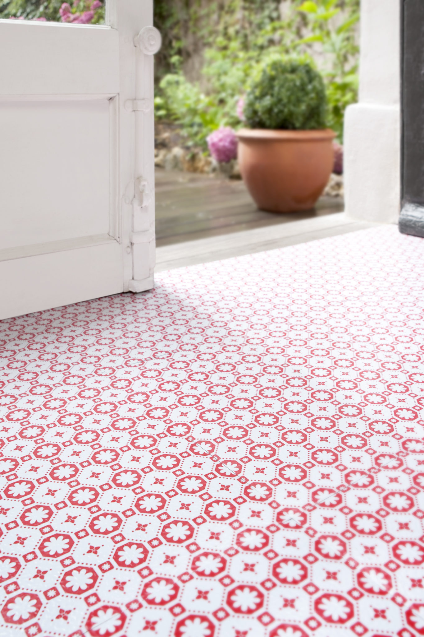 Samples vinyl floor tiles rose des vents red vinyl floor tiles dailygadgetfo Images