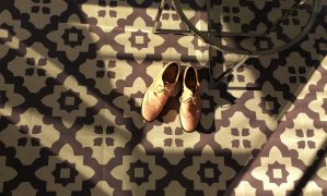 Casablanca Vinyl Floor Tile