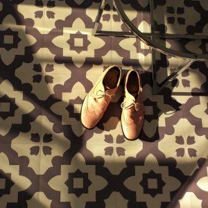 Casablanca Vinyl Floor Tile
