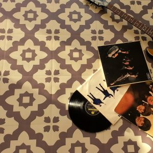 casablanca vinyl floor tile 2