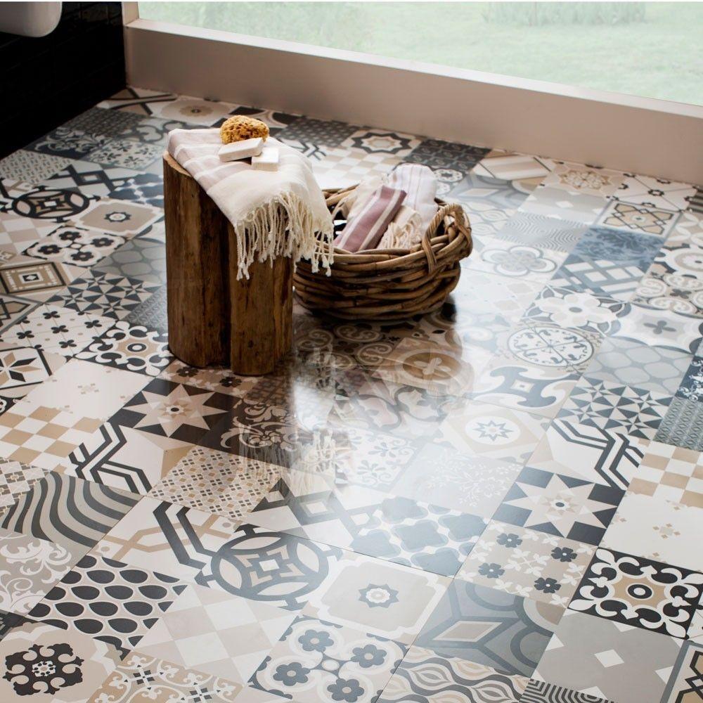 Decor porcelain tiles per m2 for Decoration cost per m2