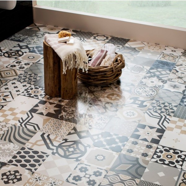 Decor Porcelain Floor Tiles