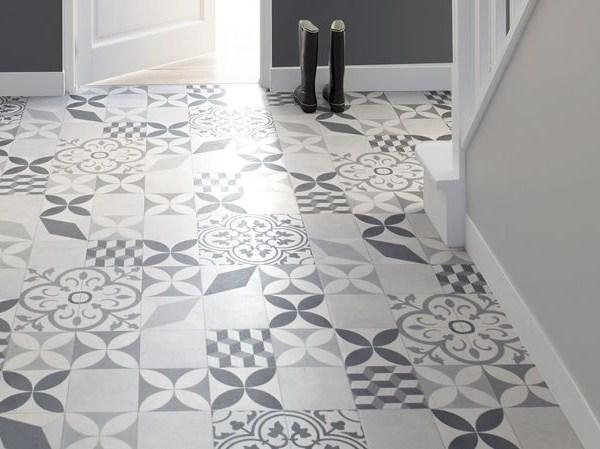 white fez vinyl flooring