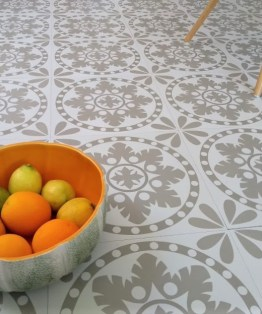 Sorzano Sage Vinyl Floor Tiles