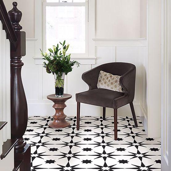 luxury hall tiles