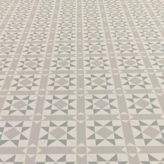 Evelyn Grey Sheet Vinyl Flooring