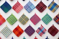 Feature Inc :: Potholders by Mary Clarke 4 - 9 June 2013