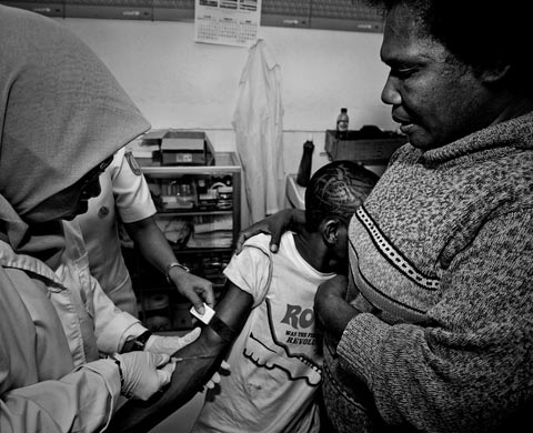 Andri Tambunan photography Indonesia HIV