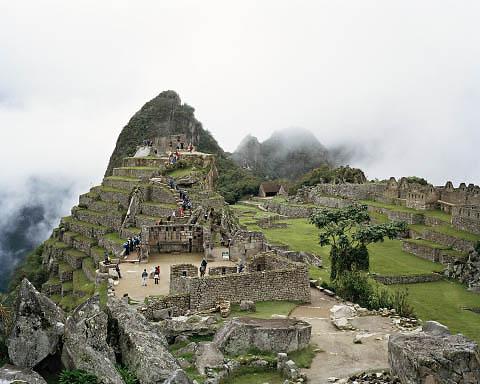 Machu Picchu, Peru Jessica Auer