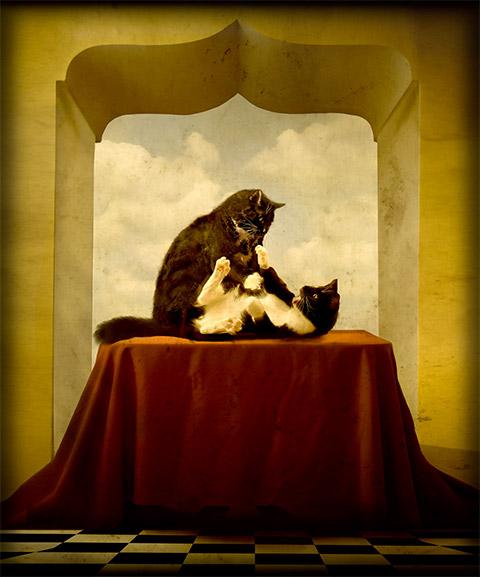 Andrew Pinkham 19th century animal portraits