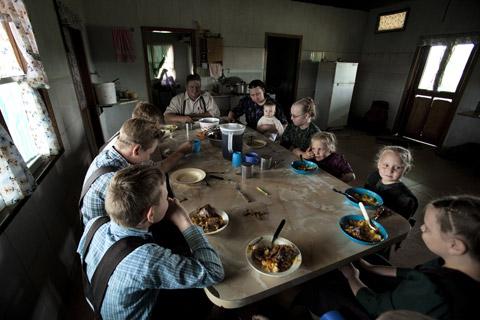 Bolivian Mennonites Jordi Ruiz Cirera