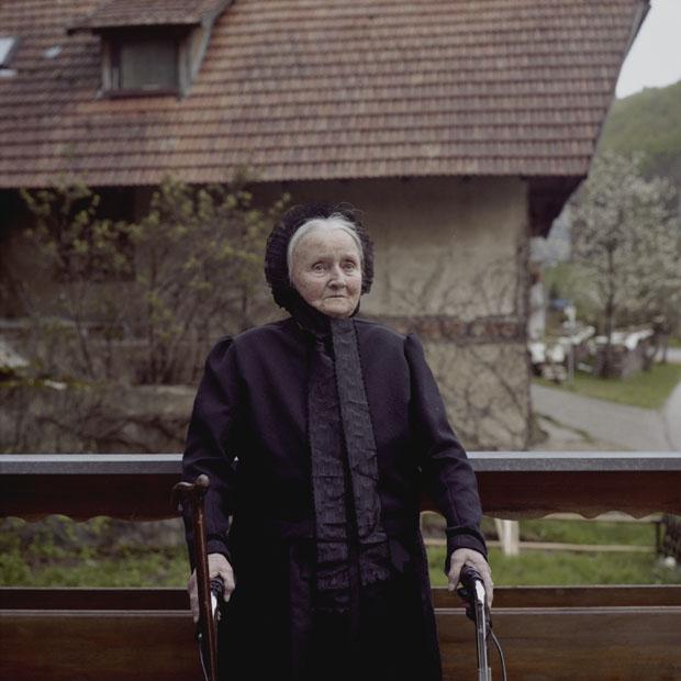 Eric Schuett, Maria Anna Griessbaum, Black Forest, 2009