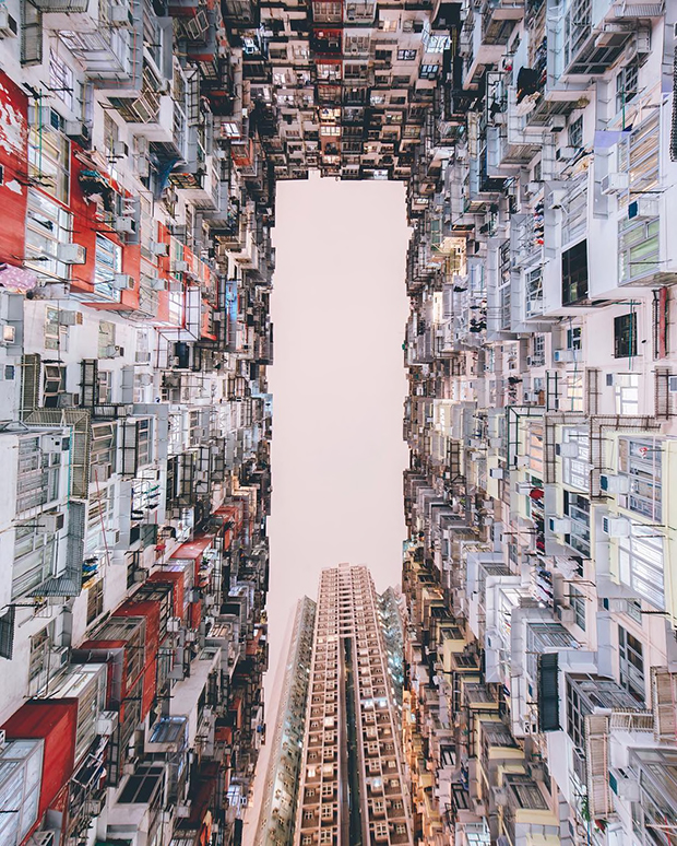 Dizzying Cityscapes By An Adventurous 20 Year Old