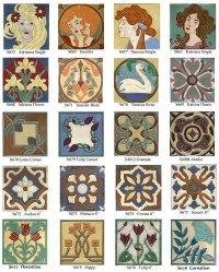 Arts And Crafts Tile | Tile Design Ideas