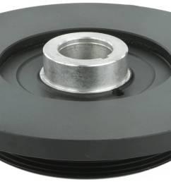 details about crankshaft pulley engine 1jzge 2jzge 2jzgte for lexus gs300 jzs147 1993 1997 [ 1600 x 858 Pixel ]