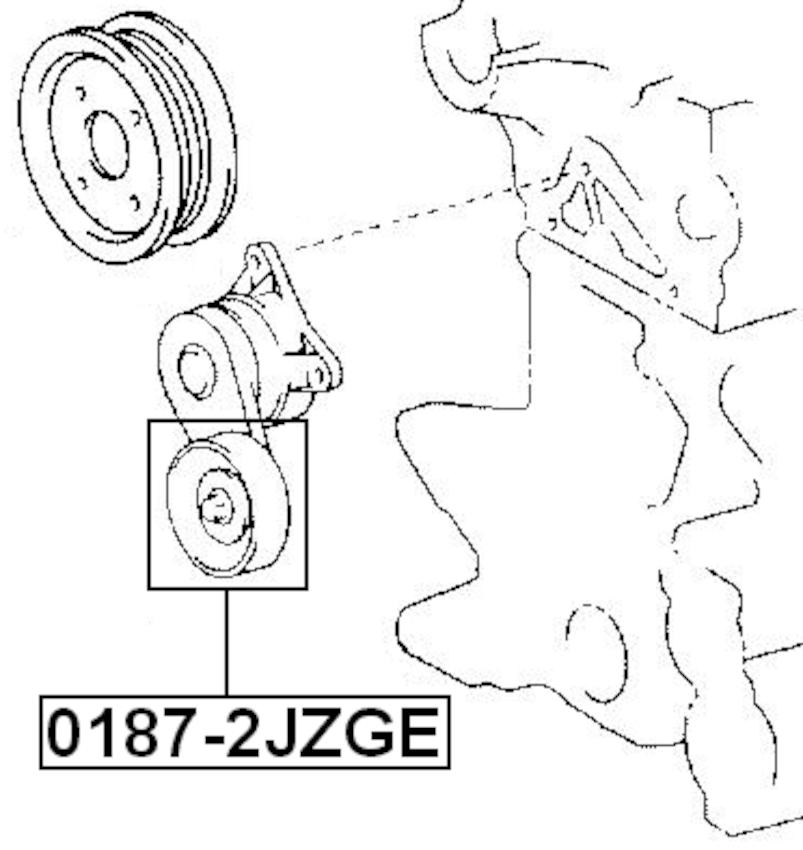 Lexus Altezza Engine Lexus IS200 Engine wiring diagram