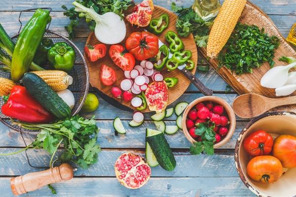 Dieta in estate si può