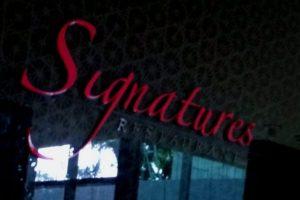 makanan indonesia di signatures restaurant hotel kempinski