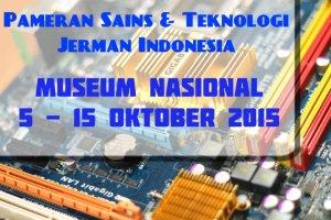 pameran sains dan teknologi jerman indonesia dalam rangka jermanfest