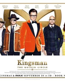 review film kingsman the golden circle indonesia