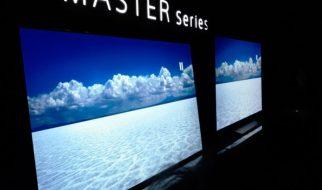 smart tv oled terbaik dari sony master series bravia 4k hdr a9f