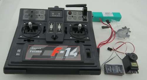 small resolution of futaba remote control set f 14 p cbf14n24g 2 4ghz rc system fechtner modellbau shop