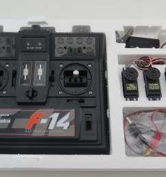 radio control robbe futaba f4014 f 14 40mhz rc system in fechtner modellbaushop [ 3760 x 2109 Pixel ]