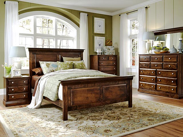Stickley Bedroom  Mission Bedroom Furniture  Craftsman Bedroom Furniture