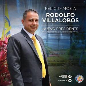 Felicidades a Rodolfo