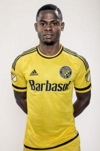 Waylon Francis, MLS Columbus Crew photo 2015