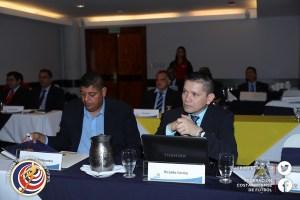 Comisión arbitraje-UNCAF