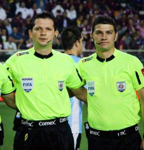 Henry Bejarano y Carlos Fernández