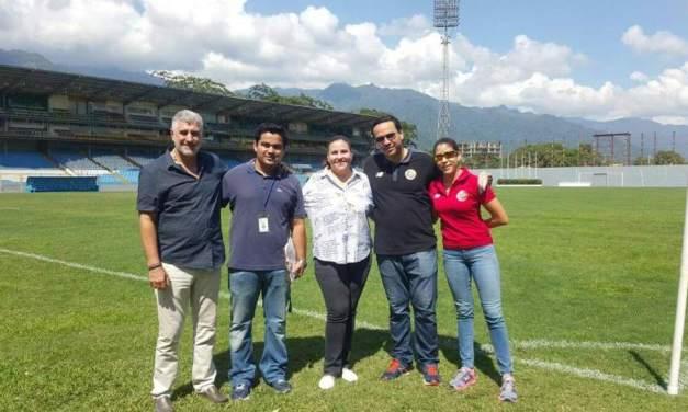 Representación tica visitó México y Honduras
