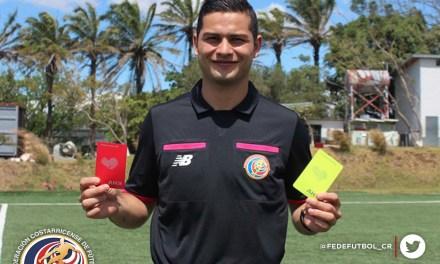Keylor Herrera dirigirá último partido del torneo