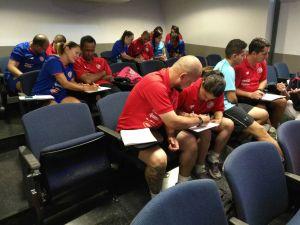 Curso entrenadores Selecciones Regionales Femeninas (2)