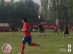 Sub 17-Vélez 1