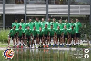 Sele Sub 20 previo a salida a Mundial Corea 2017